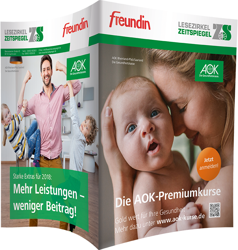 AOK Rheinland-Pfalz/Saarland - freundin