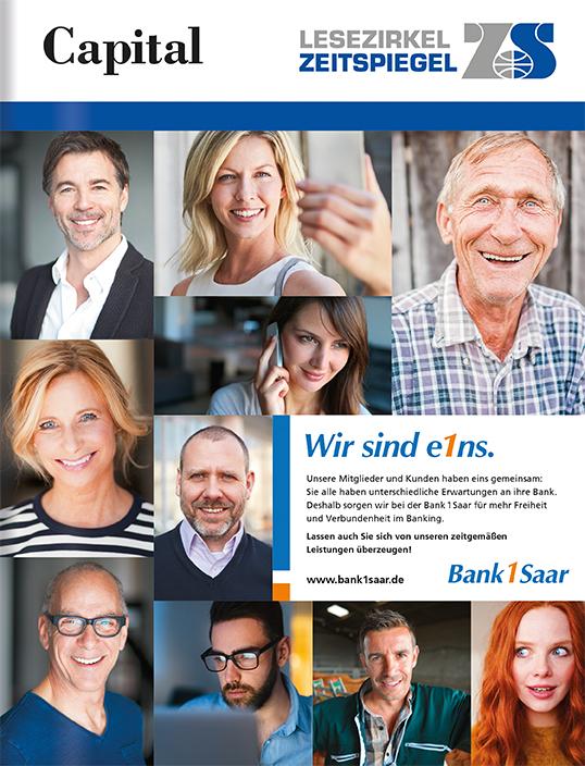 Bank 1 Saar - Capital