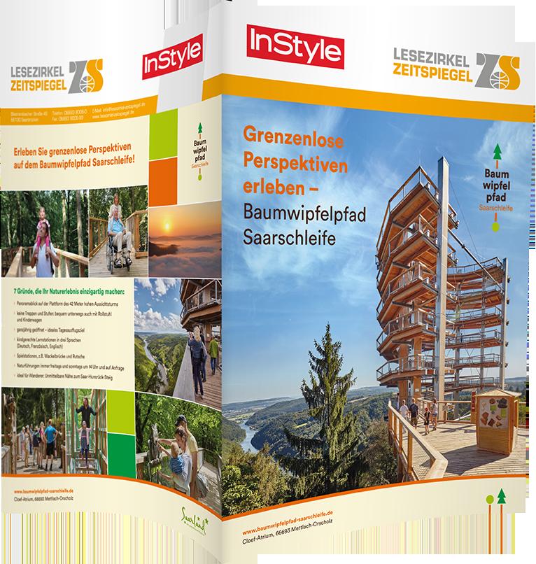 Top-Cover Baumwipfelpfad - InStyle