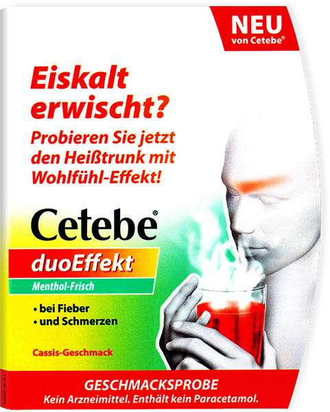 Warenprobe Cetebe