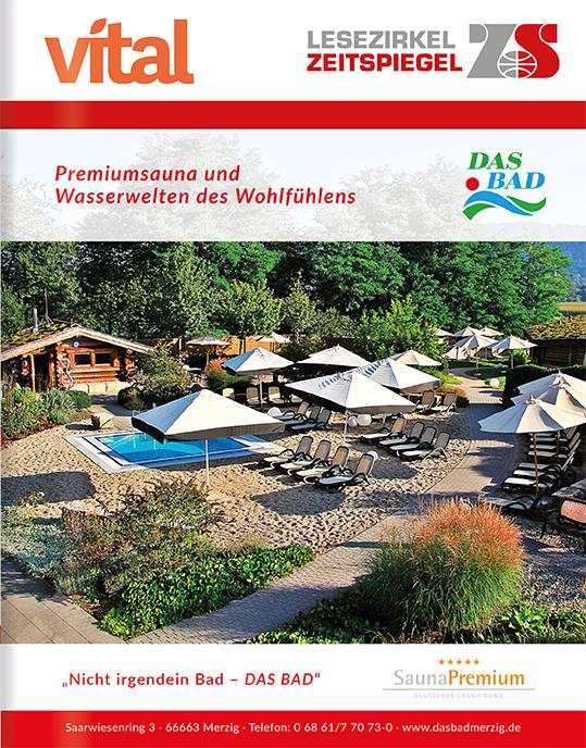 Das Bad Merzig - vital