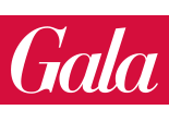 Werben auf der Zeitschrift Gala