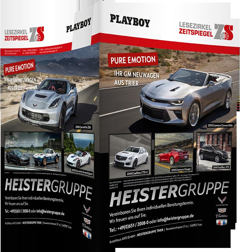 Heistergruppe - Playboy
