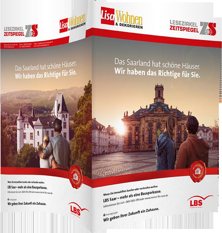 Top-Cover LBS Saar - Lisa Wohnen & Dekorieren