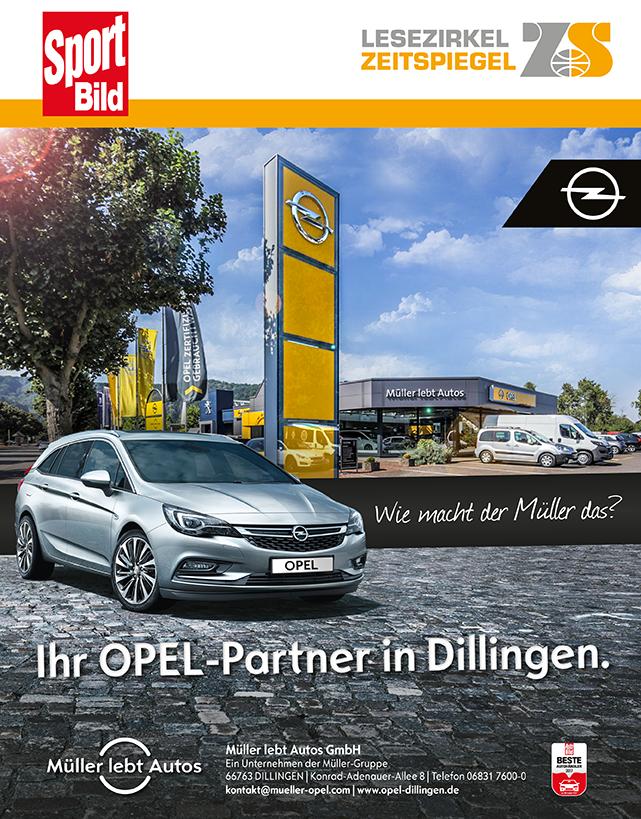 Autohaus Müller - Sport Bild