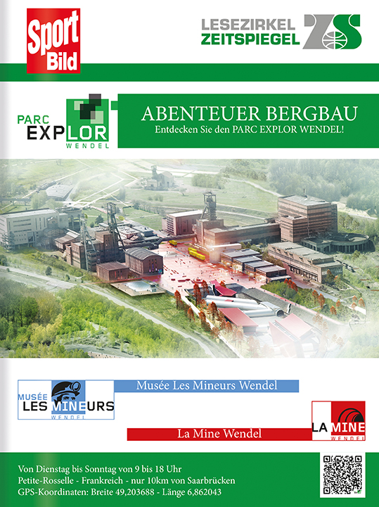 Parc Explor Wendel - Sport Bild