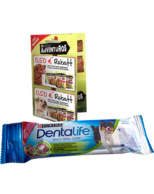 Warenprobe PURINA Dentalife