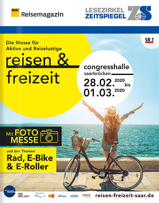 Reisen & Freizeit Messe Saarbrücken - ADAC Reisemagazin