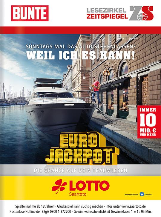 Lotto Saartoto - Bunte