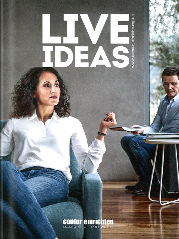 Sonderheft LIVE IDEAS