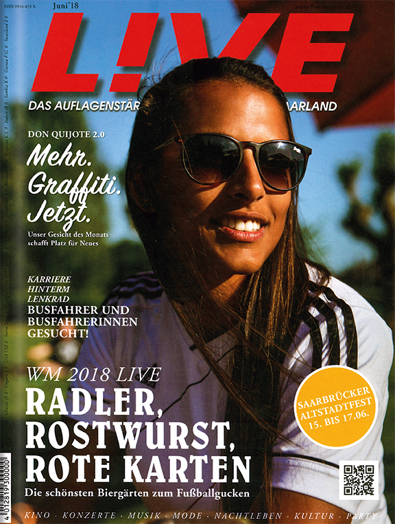 Sonderheft LIVE-Magazin Saarland