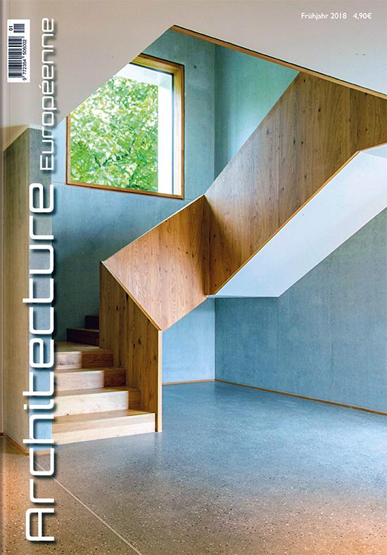 Sonderheft Architecture Européenne