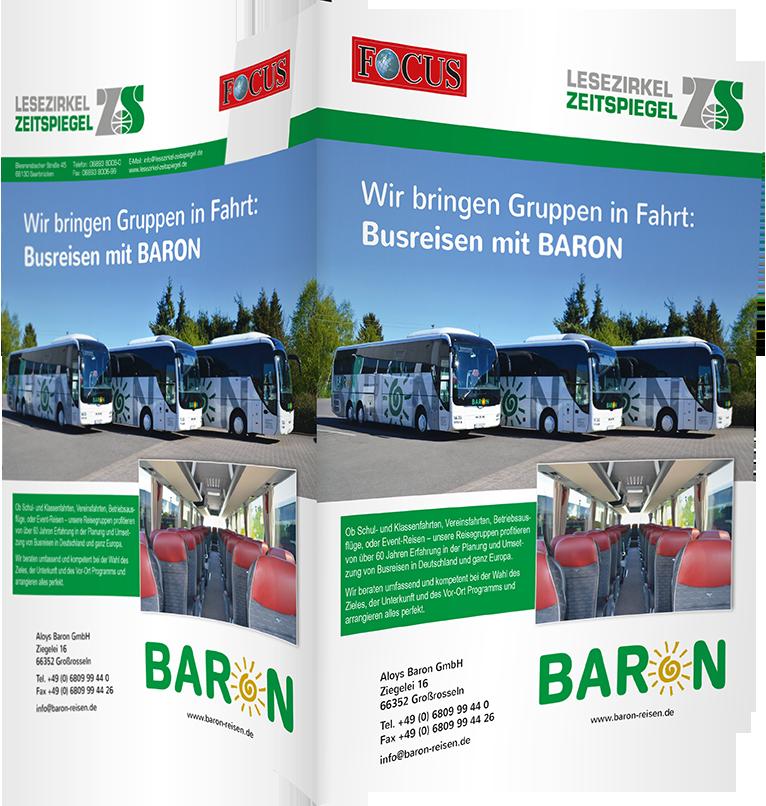 Top-Cover Baron Reisen - Focus