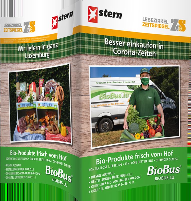 BioBus Luxemburg - Stern