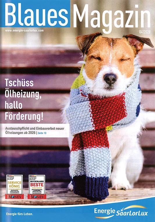 Sonderheft - Blaues Magazin