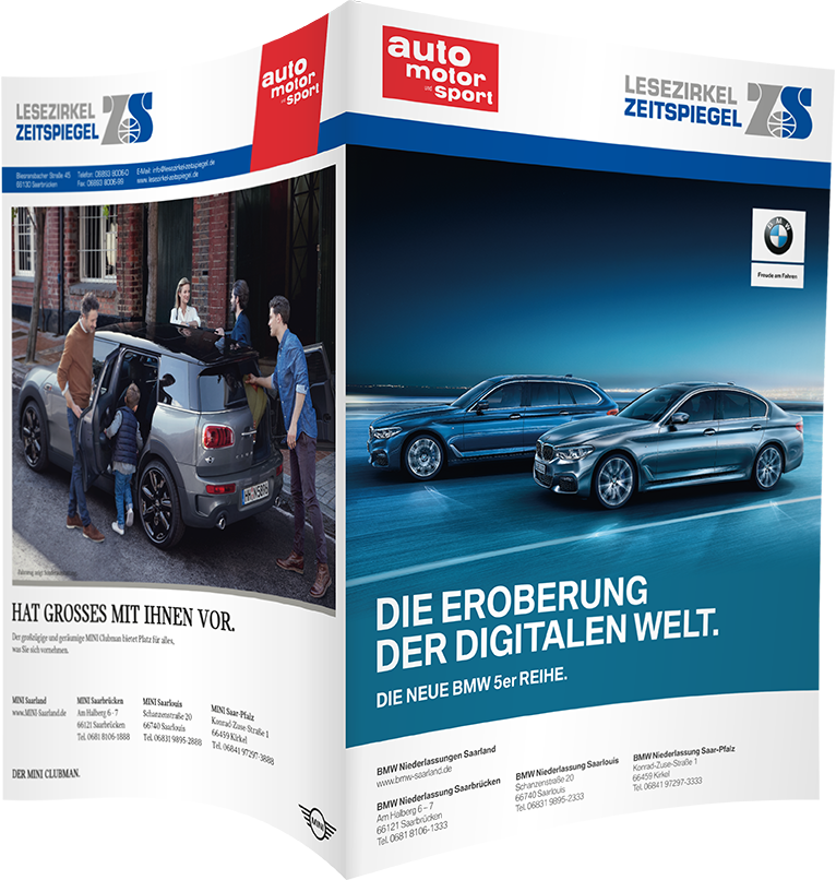 BMW und Mini Saarland - auto motor und sport