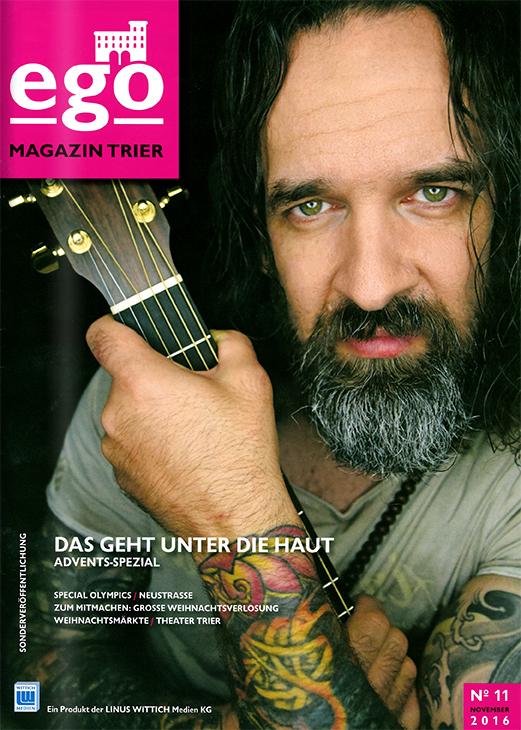 Sonderheft ego Magazin Trier
