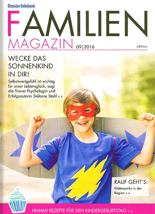 Familienmagazin Trierischer Volksfreund