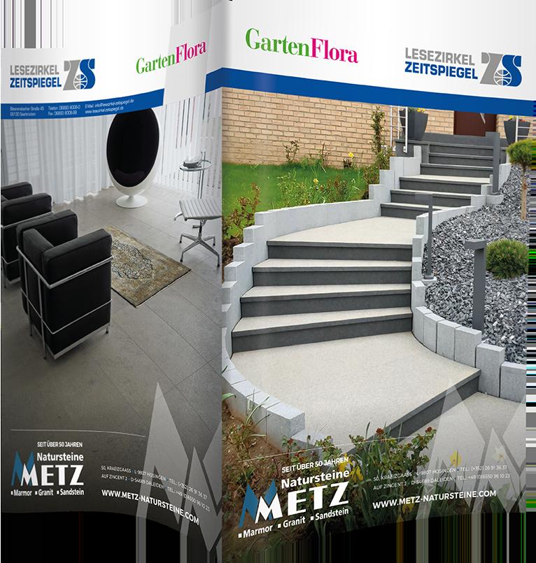 Natursteine Metz - GartenFlora