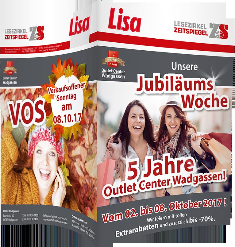 Outlet Center Wadgasse - Lisa
