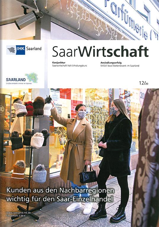 Sonderheft - IHK Saarwirtschaft