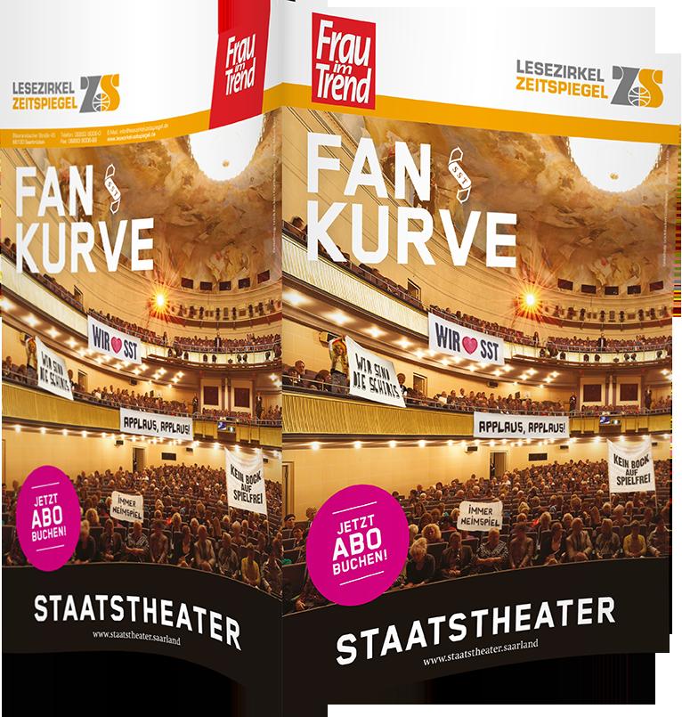 Top-Cover Saarländisches Staatstheater