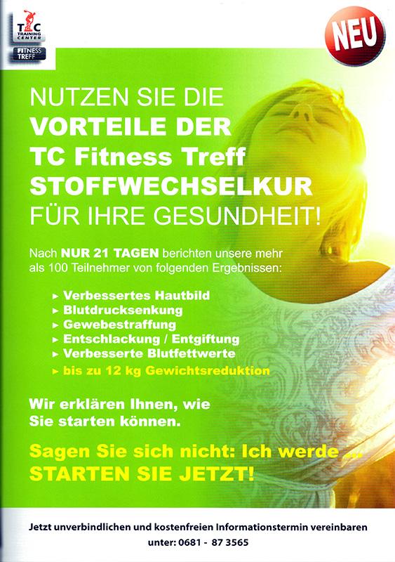 Beilage TC Fitness Saarbrücken