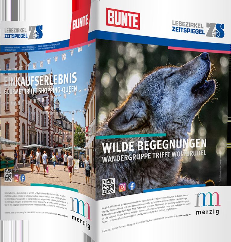 Tourist-Info Merzig - BUNTE