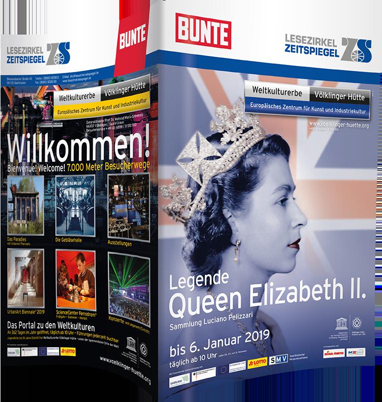 Weltkulturerbe Völklinger Hütte - BUNTE