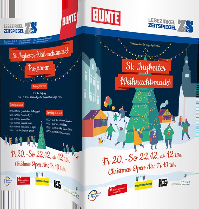 St. Ingberter Weihnachtsmarkt - BUNTE