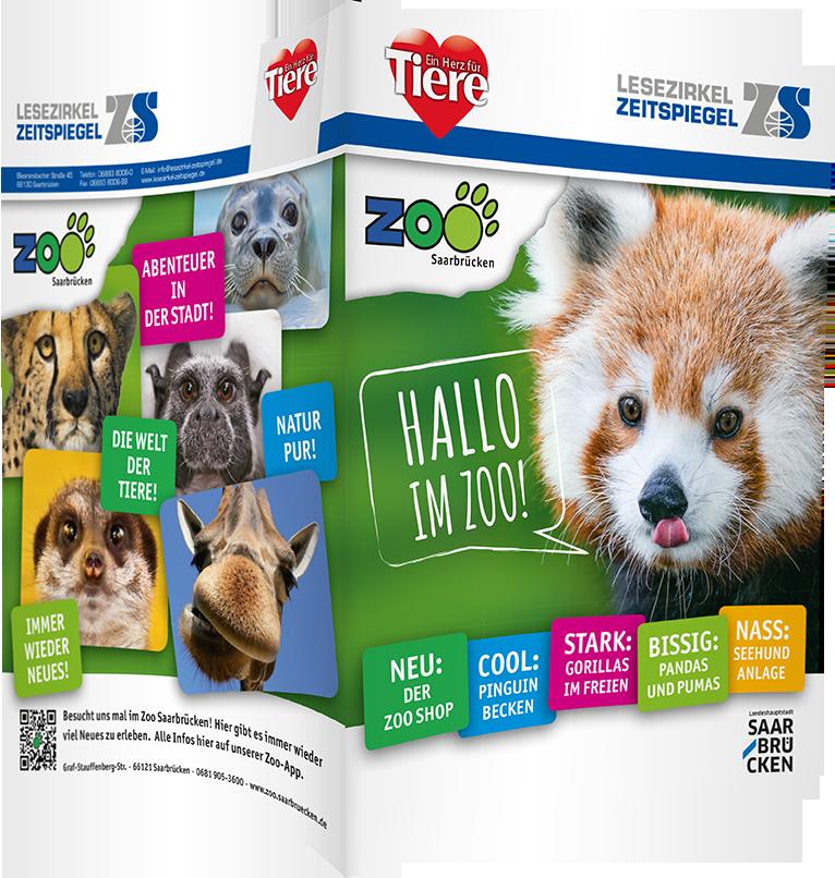 Top-Cover Zoo Saarbrücken